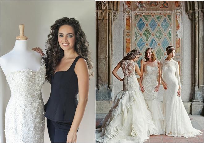 Sareh Nouri Designer Launch And Trunk Show At Mia Bridal