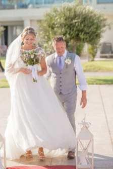 wedding at apollo blue faliraki