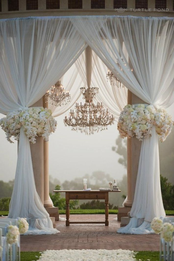 Wedding Arches And Canopy The Engagement