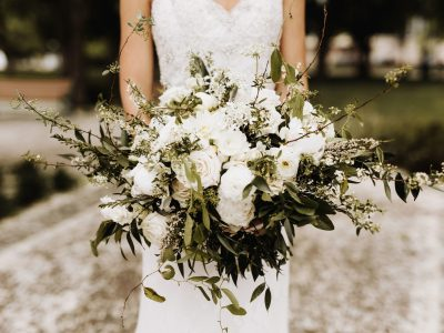 Bridal Flowers by Flora Etc. at Lakeville Weddings