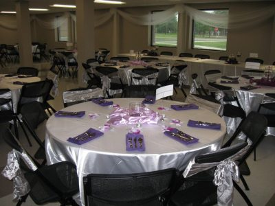 Senior Center Venue at Lakeville Weddings