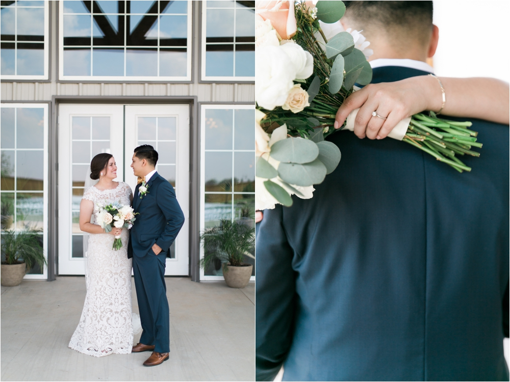 classic lubbock wedding details