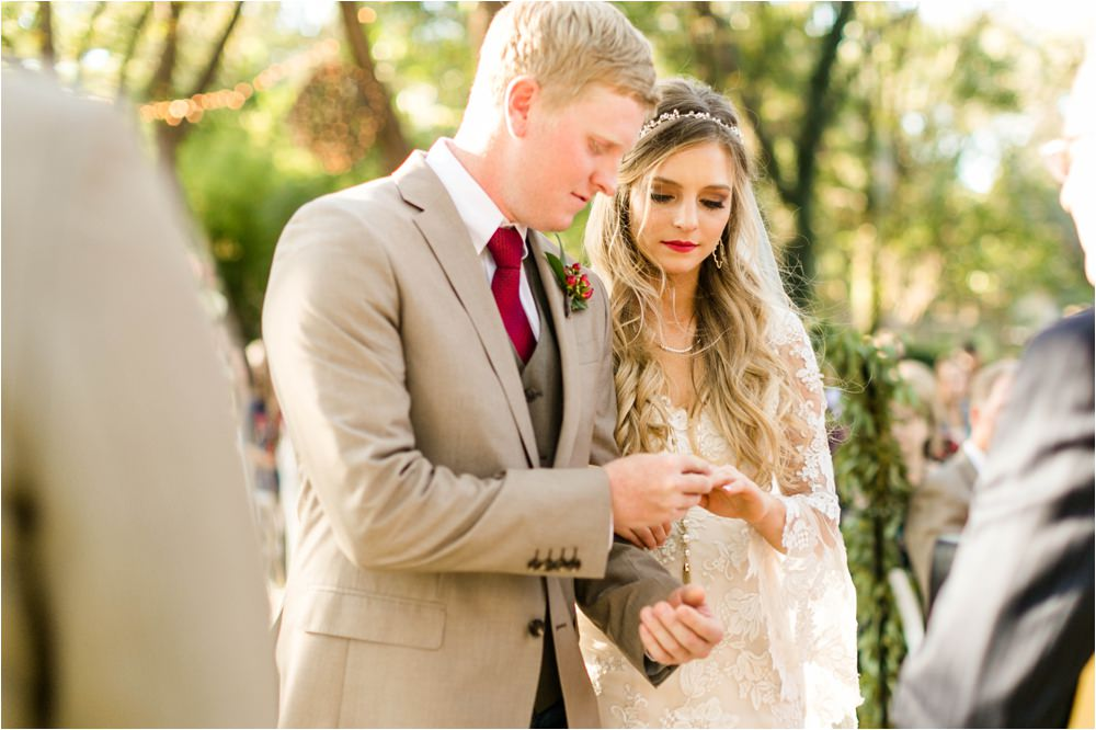 weddings of west texas wedding ceremony