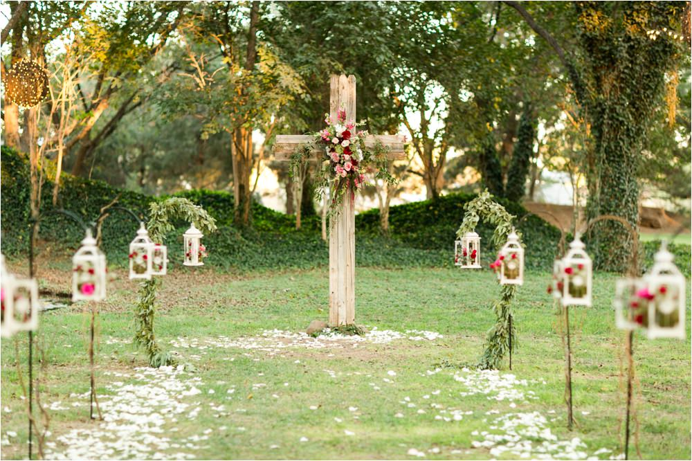 romantic wedding by allee j photography