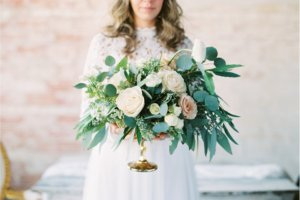classic floral design for weddings of west texas by poppies and peonies