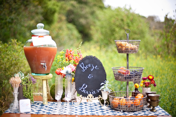 20 Fun Ideas For Your Wedding Drinks