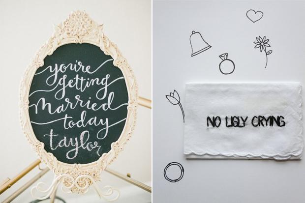Cute & Quirky Wedding Ideas