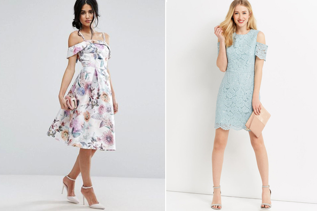 Which Dresses Suit For A Wedding?