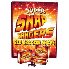 Snap Bangers, Adult Snappers, Box of 480