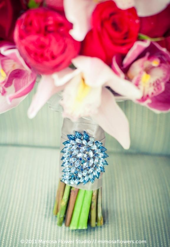 Bridal Bouquets Jewelry ideas