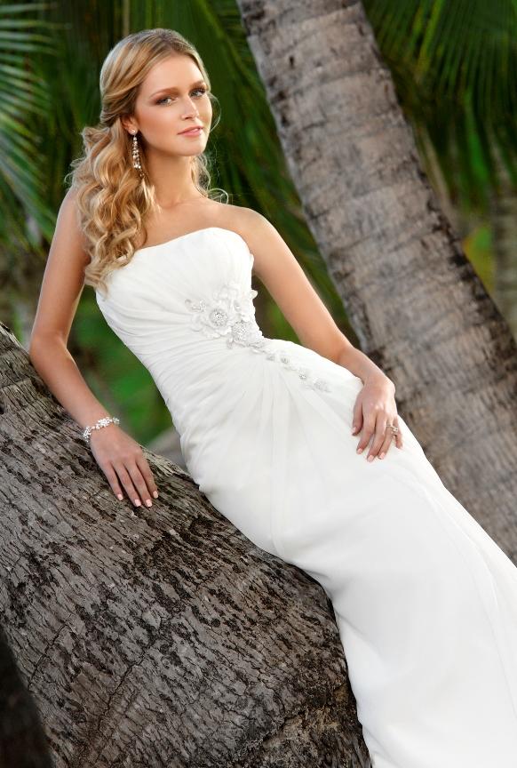 Beach Wedding Bridesmaids Dresses