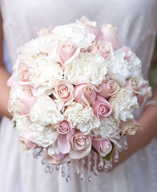Blush Pink Bouquet _Jenkins Photography