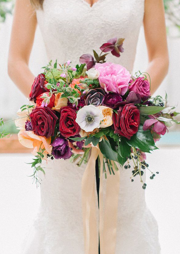 2015 Top Wedding Bouquets Archives Weddings Romantique