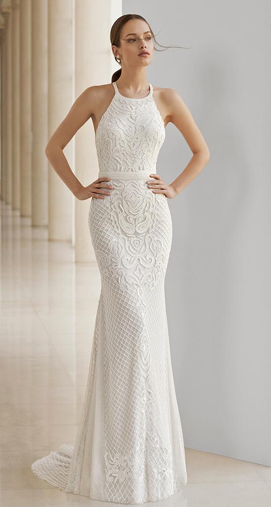 2019 Rosa Clara Bridal Gowns Weddings Romantique