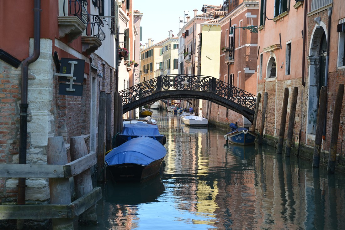 Honeymoon in Venice