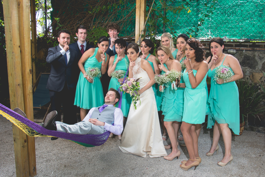 Top 10 creative weddings