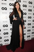 GQ Daisy Lowe in Saint Laurent and Louboutin