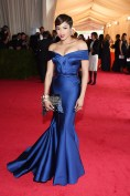 Alicia Quarles in Zac Posen