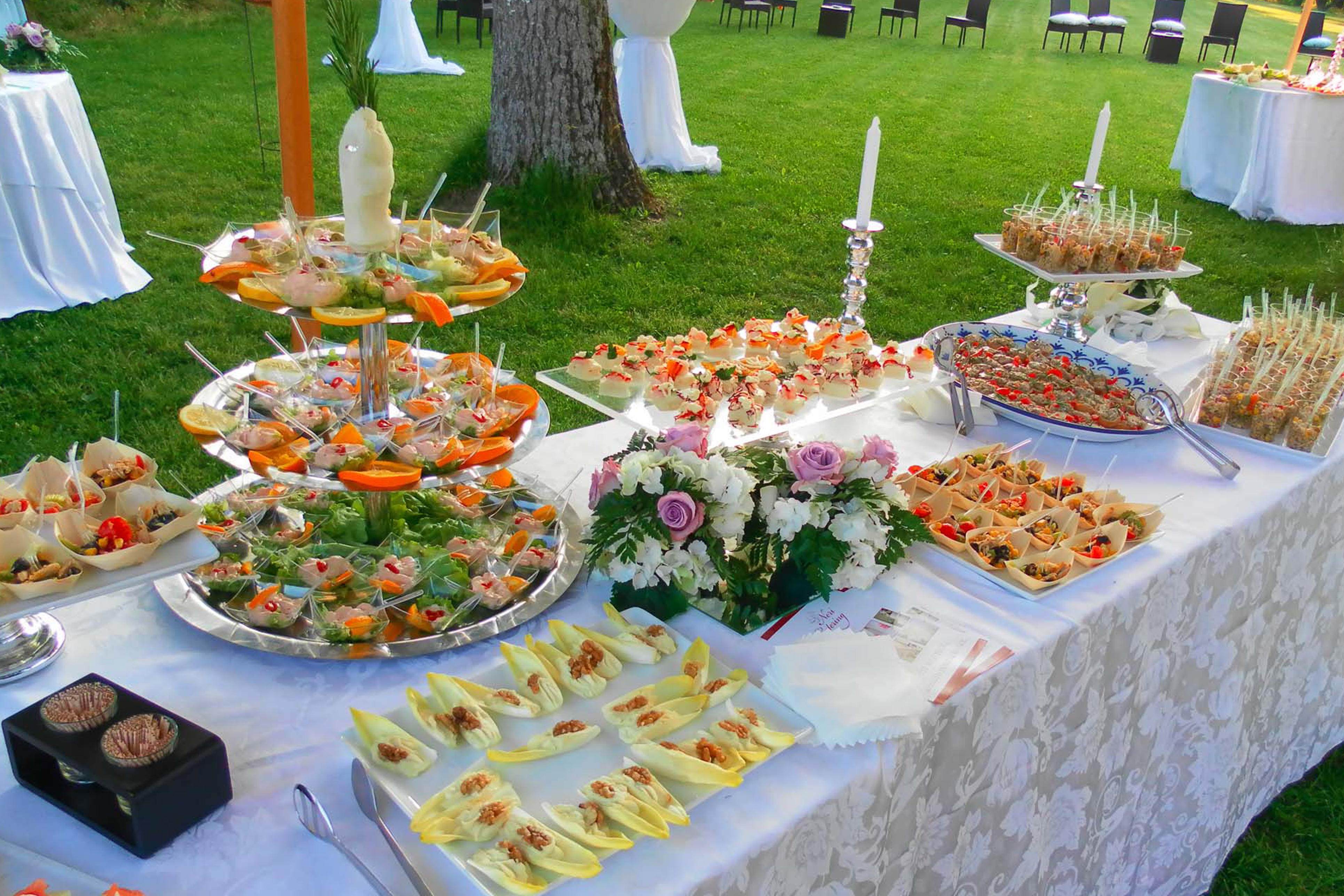 Wedding Menu And Catering Ideas