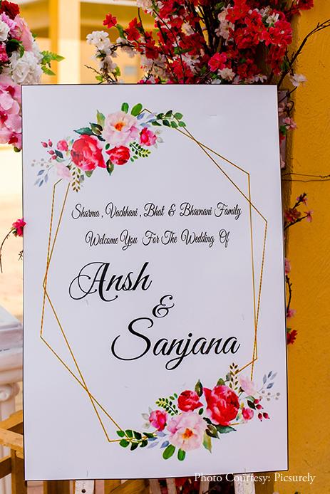 Ansh and Sanjana