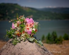 Flowers by Lucy's Informal Flowers Located in Hood River, OR