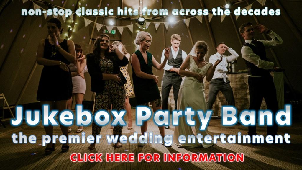 Jukebox Party Band | Premier Live Entertainment