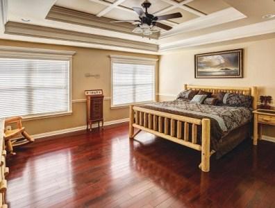 custom bedroom remodel