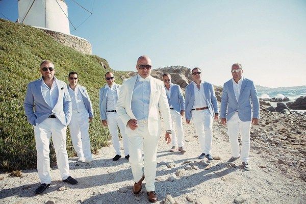 Ideas For Men's Beach Wedding Clothing