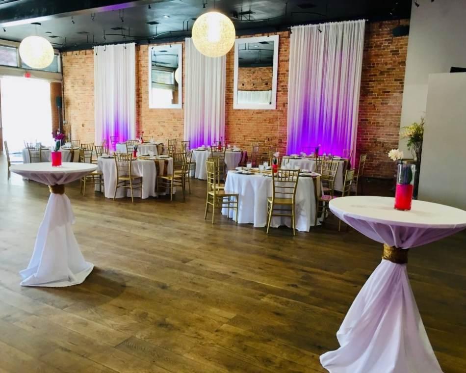 Venue 142 - Wedding Venue Map