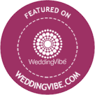 Featured On WeddingVibe.com