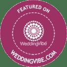 Featured On WeddingVibe.com