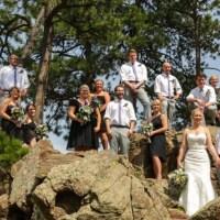 Betsy & David Wedding in Golden, Colorado