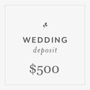 wedding deposit img500