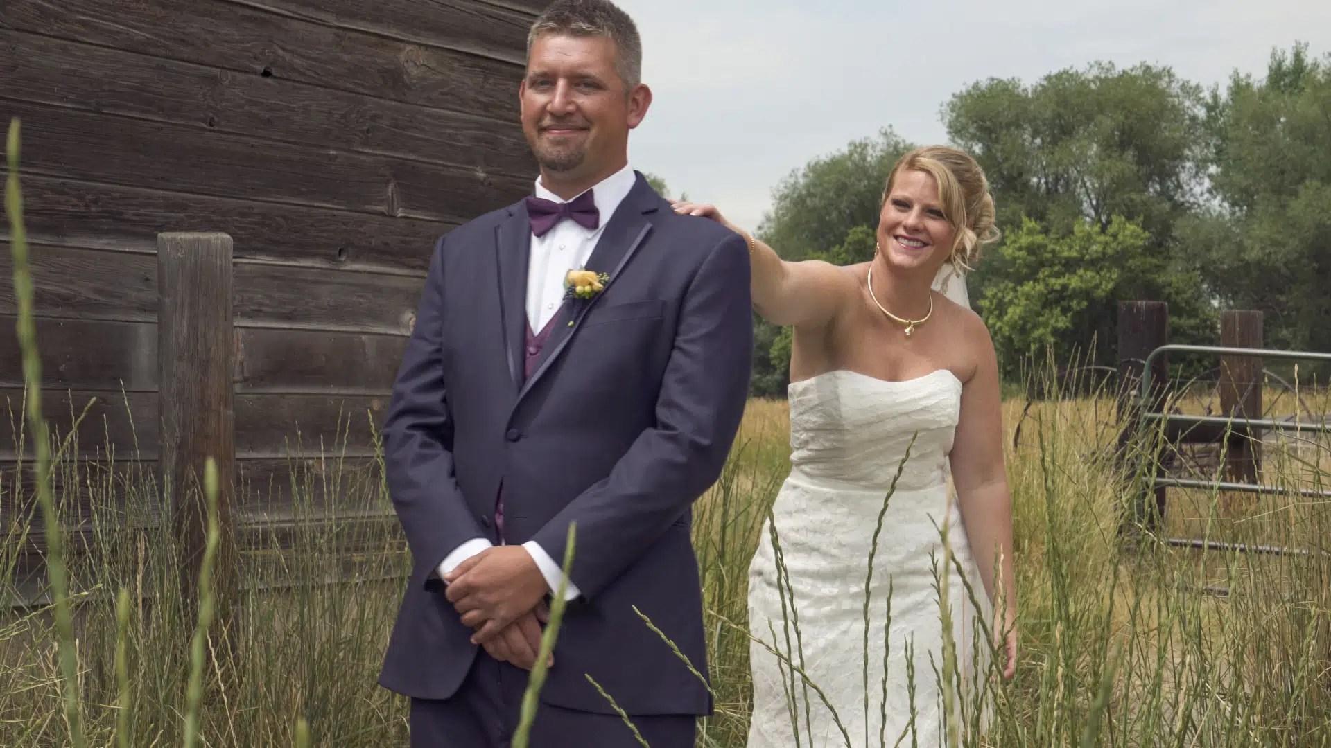 Alissa & Jeff Wedding