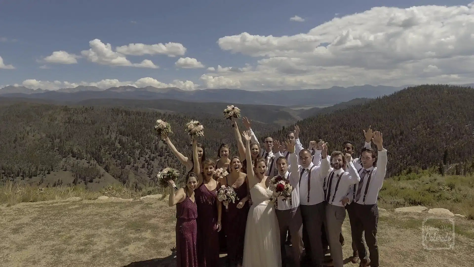 Granby Ranch Wedding