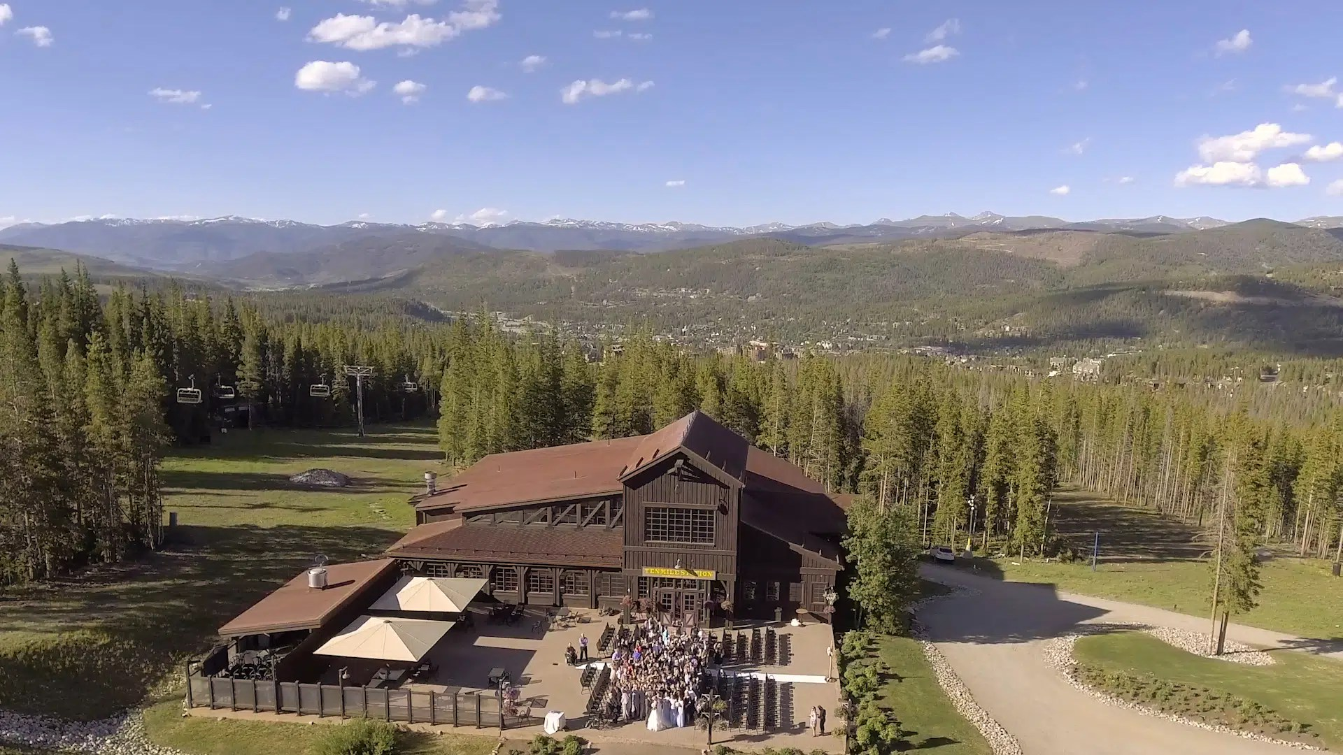Tyler & Kayla | Wedding Highlights Video | Breckenridge, Colorado
