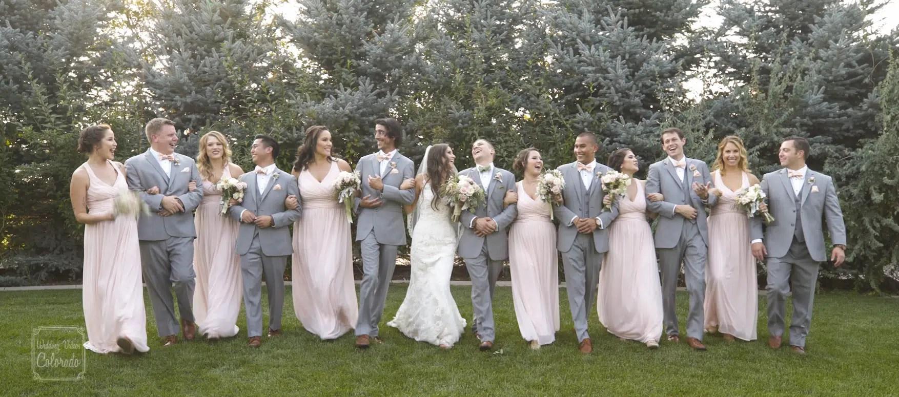 Megan Shane Brookside Garden Wedding