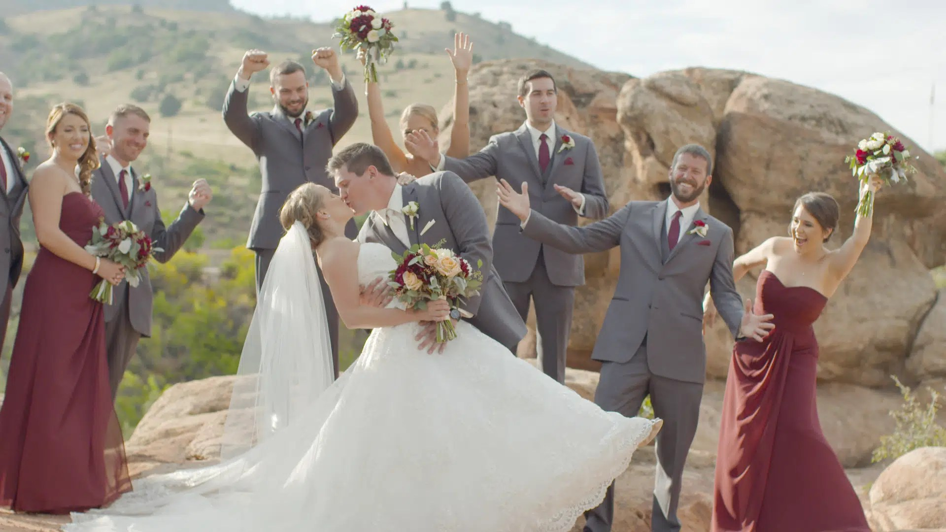 Danielle & Adam | Wedding Highlights Video | Willow Ridge Manor, Morrison, CO