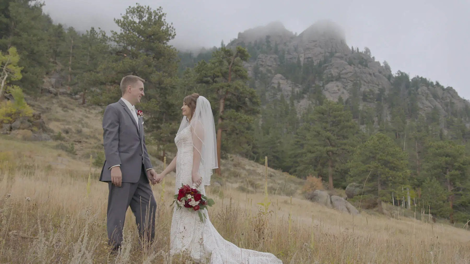 Nicole Wills Della Terra Wedding Still