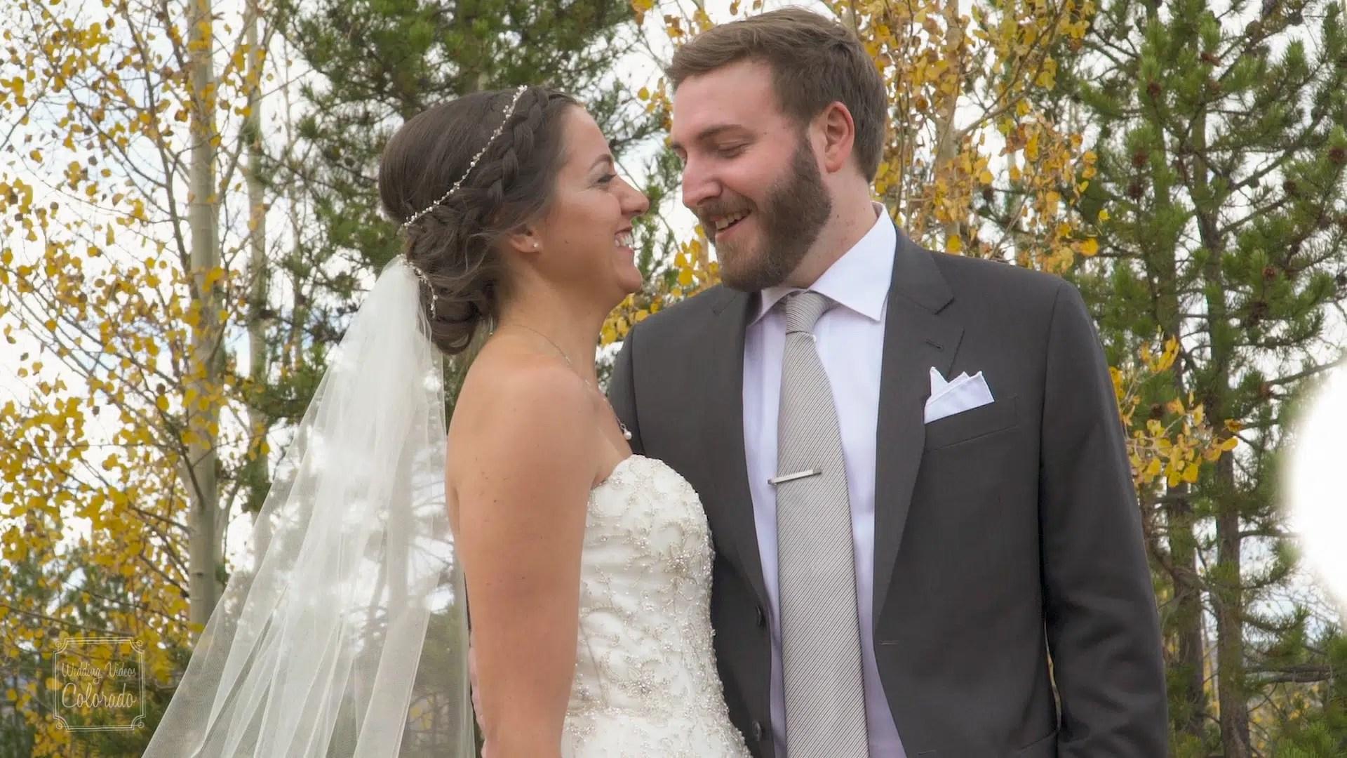 ian brittane granby ranch wedding video