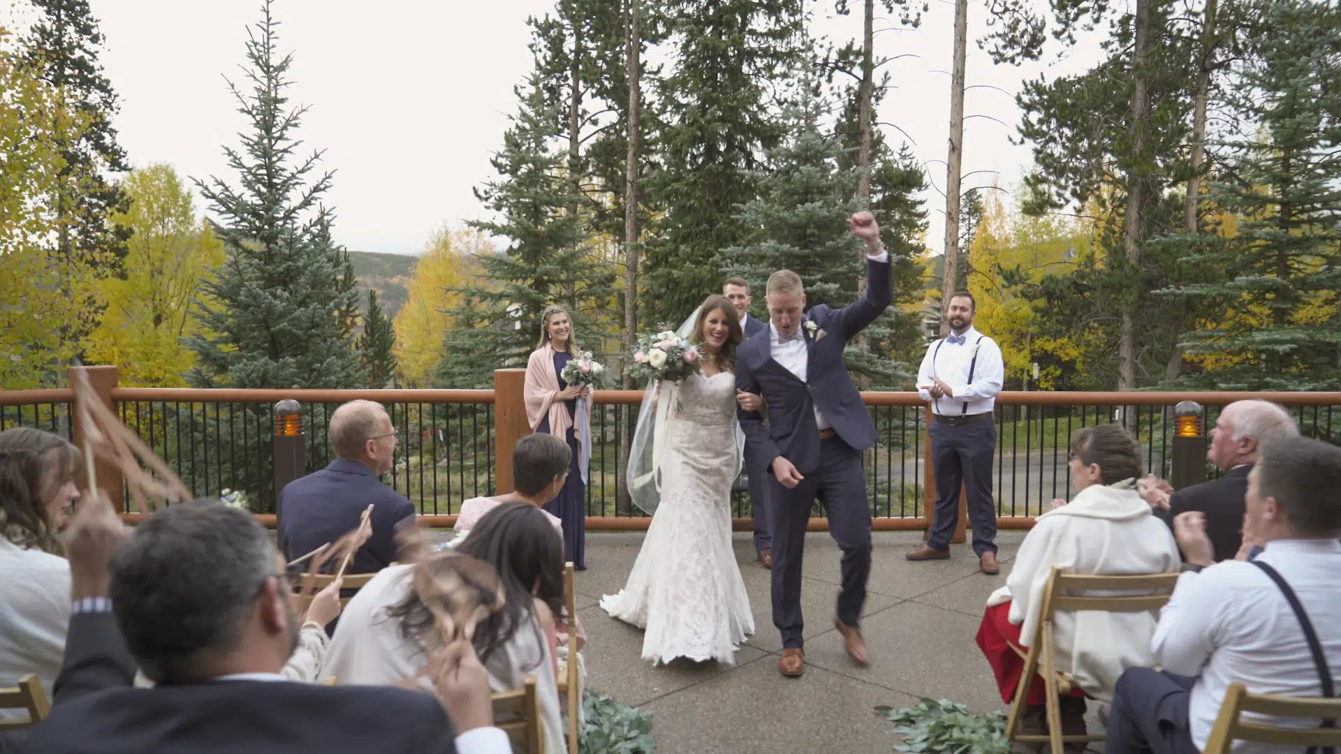 Brock & Amber | Blue Sky, Breckenridge, Colorado | Wedding Highlights Video