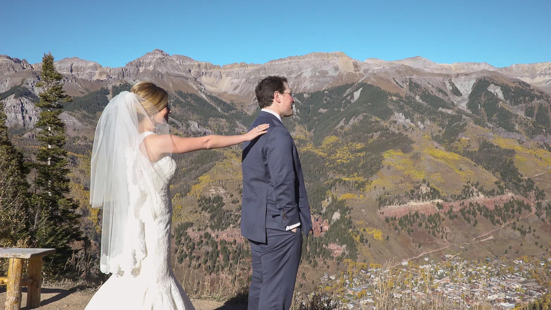 Jarod & Molly | Wedding Highlights Video | Telluride, CO