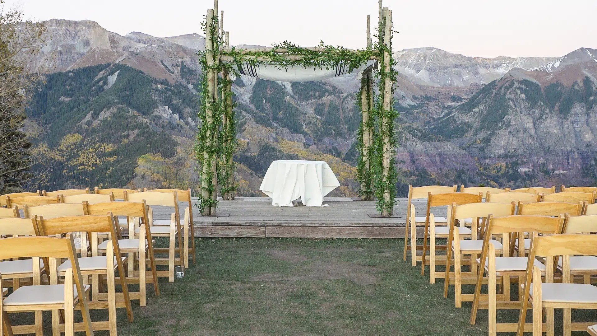 Jarod Molly Telluride Destination Wedding