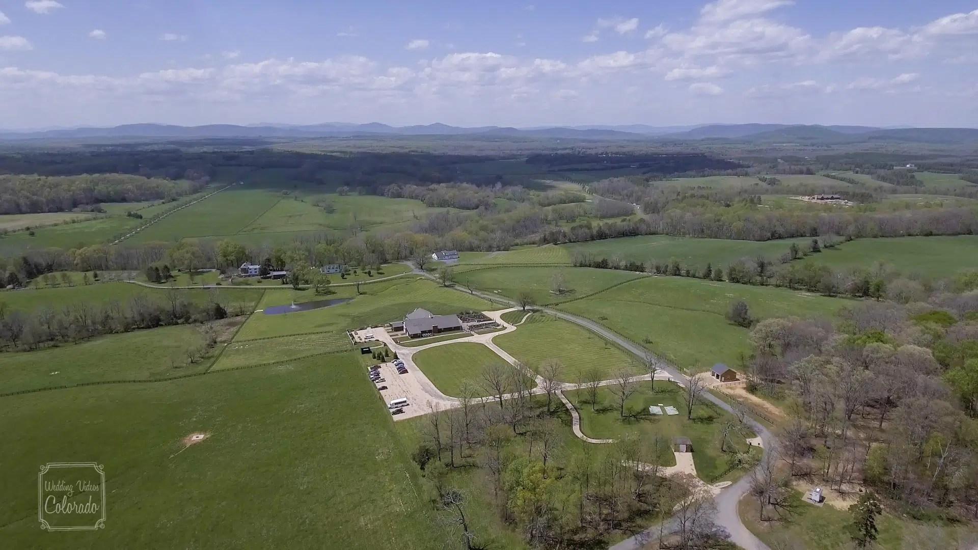 The Lodge at Mount Ida Charlottesville Virginia