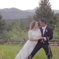 Stephen & Analyse Wedding @ Wild Basin Lodge, CO