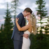 David & Taylor Wedding @ Breckenridge Nordic Center, CO