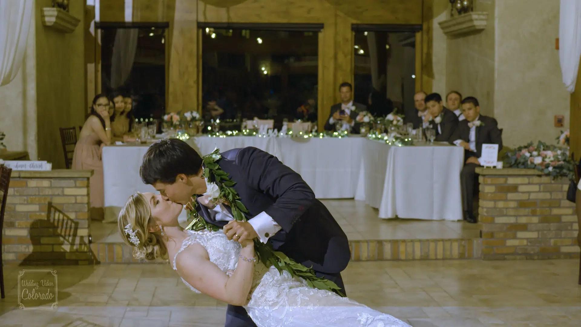Josh Kara Della Terra Wedding videographer Della terra estes park