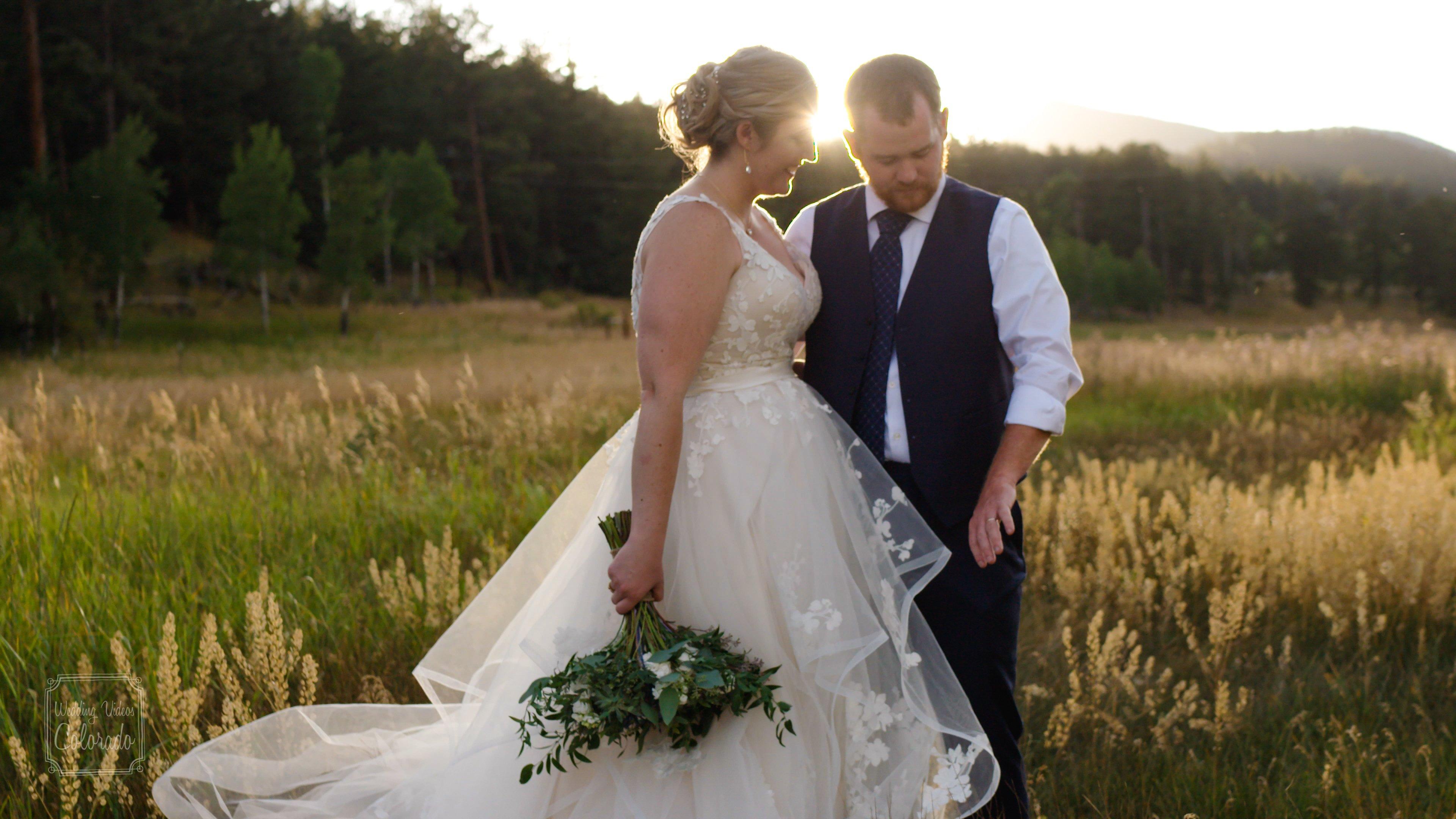 deer creek valley ranch wedding video
