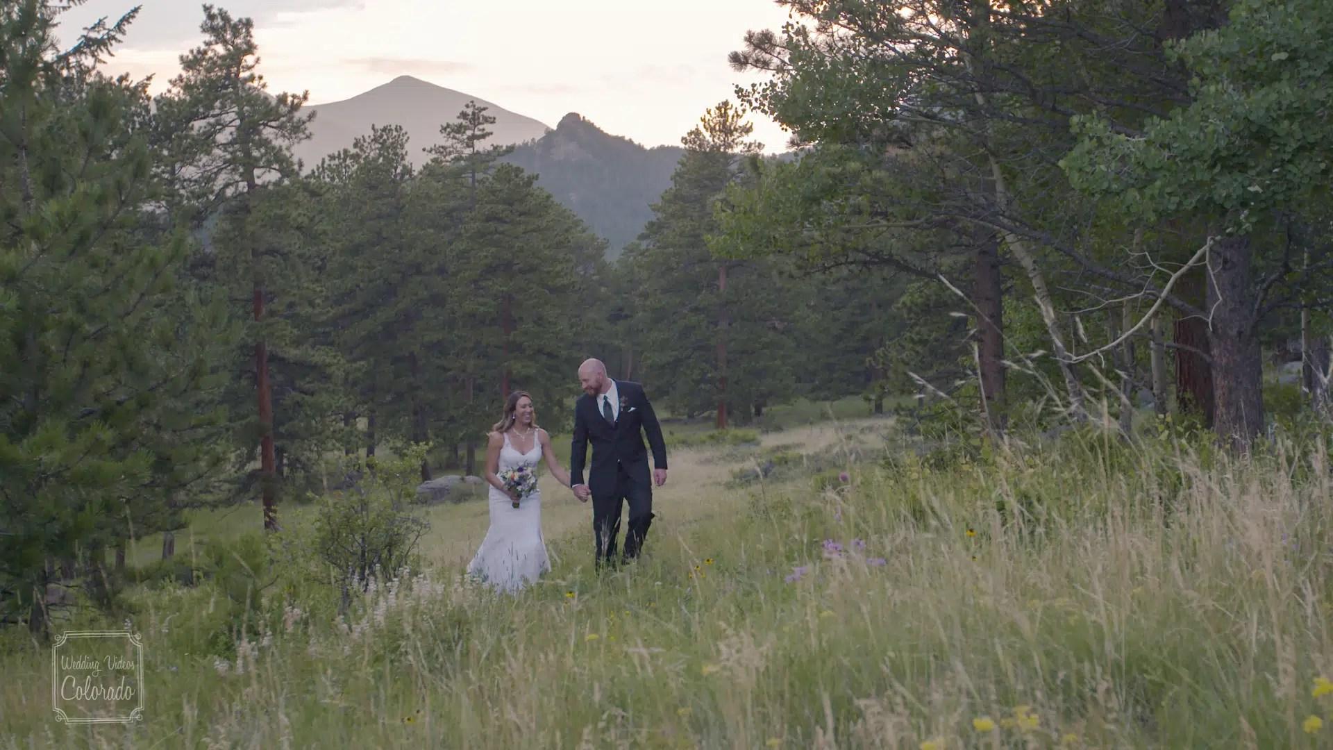 christine chaz wedding stills
