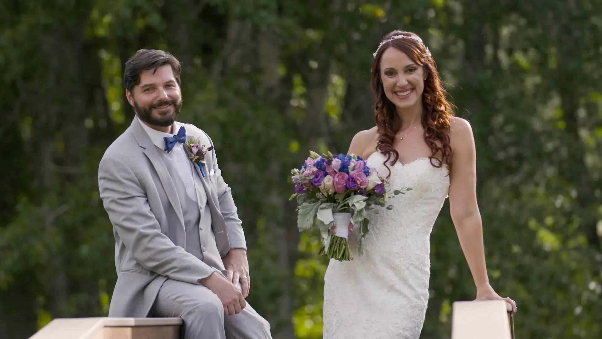 Jonathan & Cristina Destination Wedding in Estes Park